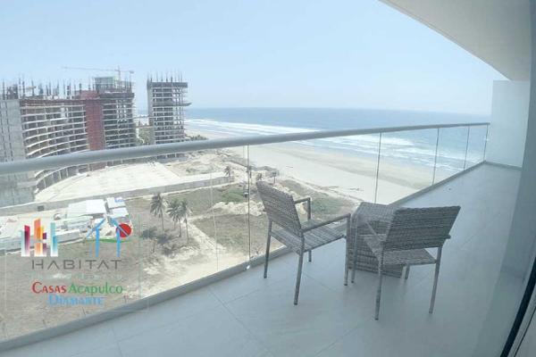 Foto de departamento en venta en avenida costera de las palmas 1, playa diamante, acapulco de juárez, guerrero, 8877803 No. 16