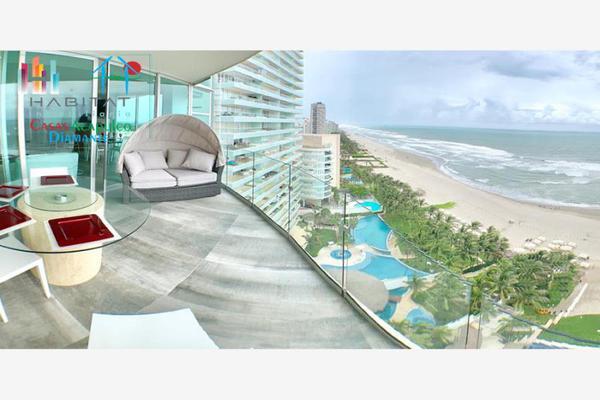 Foto de departamento en venta en avenida costera de las palmas 114 costa bamboo, princess del marqués secc i, acapulco de juárez, guerrero, 18104904 No. 01