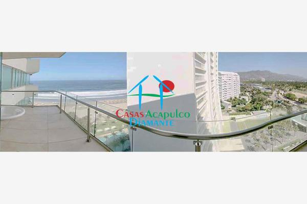 Foto de departamento en renta en avenida costera de las palmas 114 costa bamboo, princess del marqués secc i, acapulco de juárez, guerrero, 0 No. 03