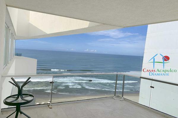 Foto de departamento en venta en avenida costera de las palmas 114, princess del marqués secc i, acapulco de juárez, guerrero, 16301481 No. 01