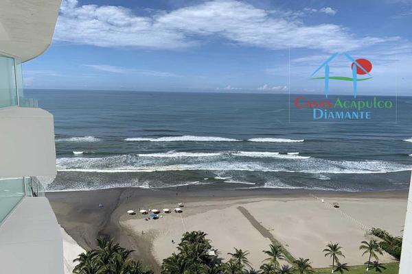 Foto de departamento en venta en avenida costera de las palmas 114, princess del marqués secc i, acapulco de juárez, guerrero, 16301481 No. 02