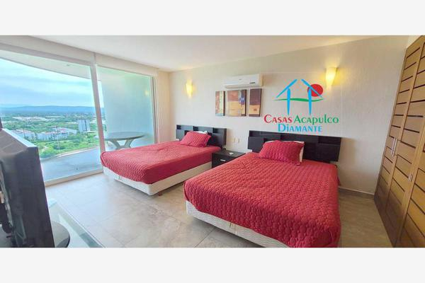 Foto de departamento en venta en avenida costera de las palmas 114, princess del marqués secc i, acapulco de juárez, guerrero, 16301481 No. 16