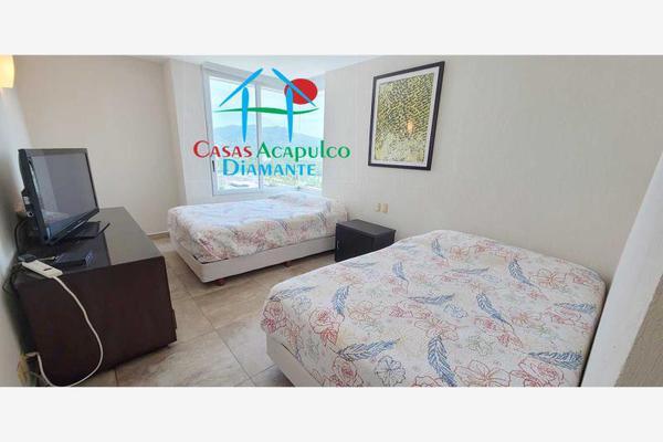 Foto de departamento en venta en avenida costera de las palmas 114, princess del marqués secc i, acapulco de juárez, guerrero, 16301481 No. 21