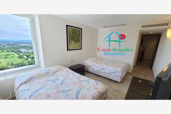 Foto de departamento en venta en avenida costera de las palmas 114, princess del marqués secc i, acapulco de juárez, guerrero, 16301481 No. 22