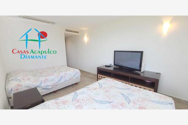 Foto de departamento en venta en avenida costera de las palmas 114, princess del marqués secc i, acapulco de juárez, guerrero, 16301481 No. 23