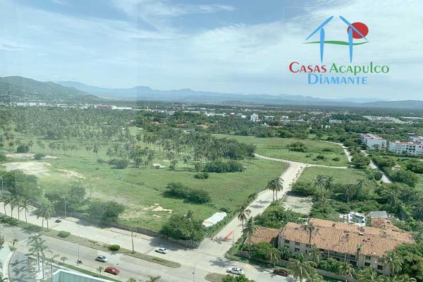 Foto de departamento en venta en avenida costera de las palmas 114, princess del marqués secc i, acapulco de juárez, guerrero, 16301481 No. 24
