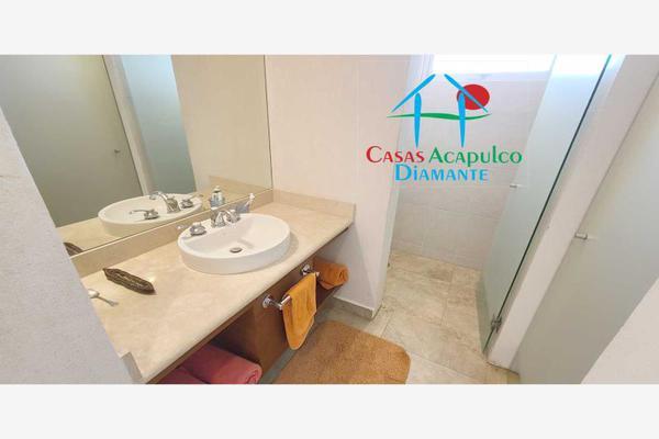 Foto de departamento en venta en avenida costera de las palmas 114, princess del marqués secc i, acapulco de juárez, guerrero, 16301481 No. 25