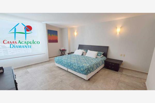 Foto de departamento en venta en avenida costera de las palmas 114, princess del marqués secc i, acapulco de juárez, guerrero, 16301481 No. 27