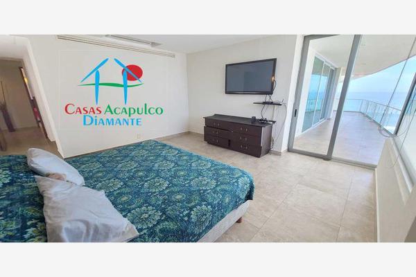Foto de departamento en venta en avenida costera de las palmas 114, princess del marqués secc i, acapulco de juárez, guerrero, 16301481 No. 29