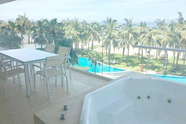 Foto de departamento en venta en avenida costera de las palmas 117, granjas del márquez, acapulco de juárez, guerrero, 8876907 No. 01