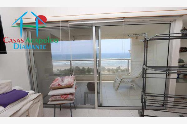 Foto de departamento en venta en avenida costera de las palmas 128, playa diamante, acapulco de juárez, guerrero, 0 No. 21