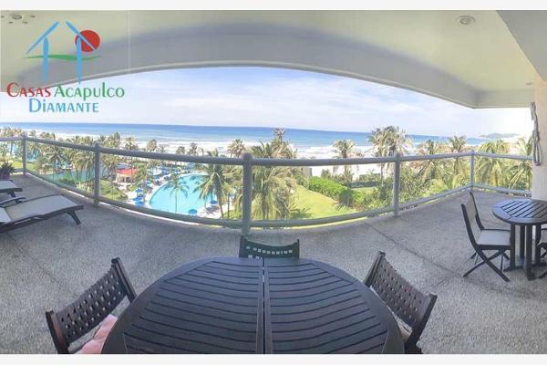 Foto de departamento en venta en avenida costera de las palmas 2774 2774, playa diamante, acapulco de juárez, guerrero, 8857523 No. 02