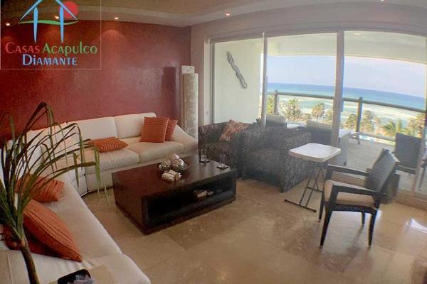 Foto de departamento en venta en avenida costera de las palmas 2774 2774, playa diamante, acapulco de juárez, guerrero, 8857523 No. 07