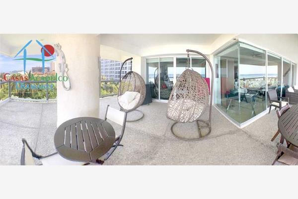 Foto de departamento en venta en avenida costera de las palmas 2774 2774, playa diamante, acapulco de juárez, guerrero, 8857523 No. 13