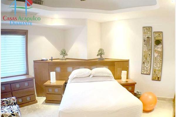 Foto de departamento en venta en avenida costera de las palmas 2774 2774, playa diamante, acapulco de juárez, guerrero, 8857523 No. 26