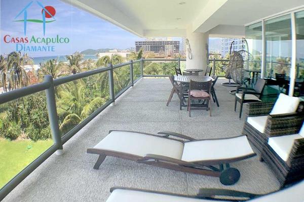 Foto de departamento en renta en avenida costera de las palmas 2774 2774, playa diamante, acapulco de juárez, guerrero, 8857527 No. 01