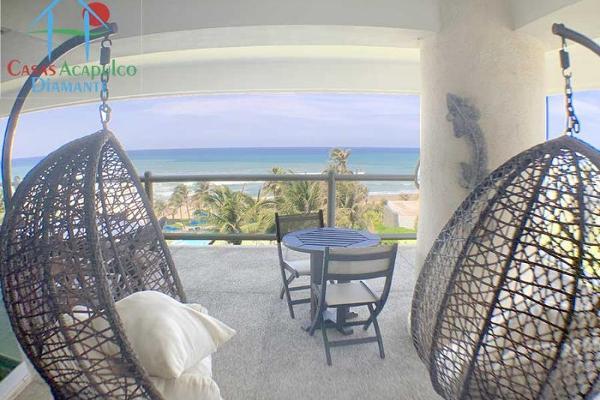 Foto de departamento en renta en avenida costera de las palmas 2774 2774, playa diamante, acapulco de juárez, guerrero, 8857527 No. 30