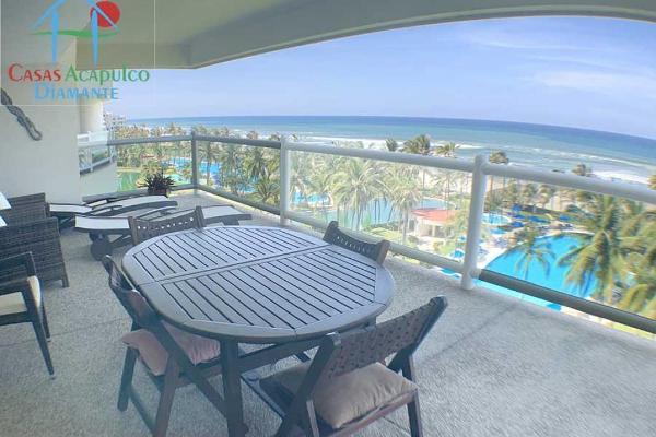 Foto de departamento en venta en avenida costera de las palmas 2774, playa diamante, acapulco de juárez, guerrero, 8878502 No. 01