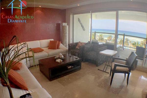 Foto de departamento en venta en avenida costera de las palmas 2774, playa diamante, acapulco de juárez, guerrero, 8878502 No. 04