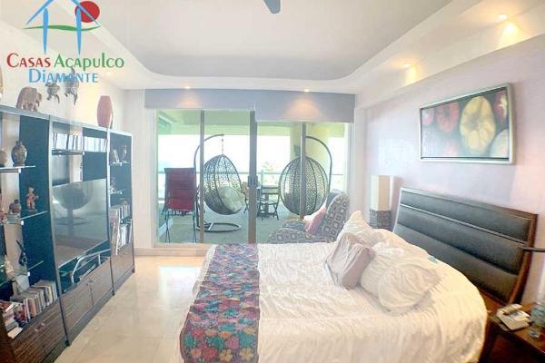 Foto de departamento en venta en avenida costera de las palmas 2774, playa diamante, acapulco de juárez, guerrero, 8878502 No. 15