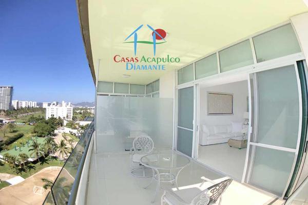 Foto de departamento en venta en avenida costera de las palmas esquina villa castelli 3, copacabana, acapulco de juárez, guerrero, 8872418 No. 02