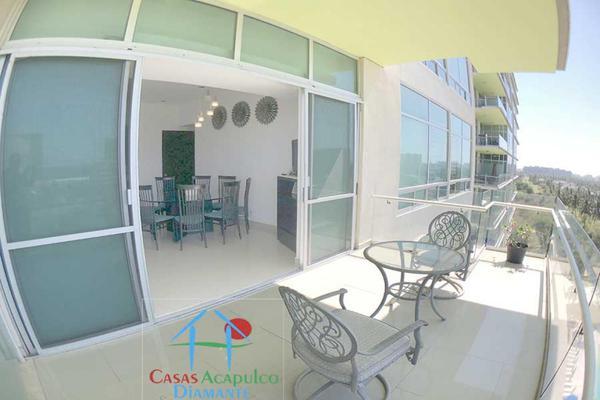 Foto de departamento en venta en avenida costera de las palmas esquina villa castelli 3, copacabana, acapulco de juárez, guerrero, 8872418 No. 03