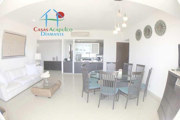 Foto de departamento en venta en avenida costera de las palmas esquina villa castelli 3, copacabana, acapulco de juárez, guerrero, 8872418 No. 04