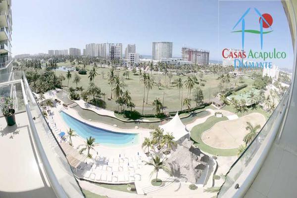 Foto de departamento en venta en avenida costera de las palmas esquina villa castelli 3, copacabana, acapulco de juárez, guerrero, 8872418 No. 07