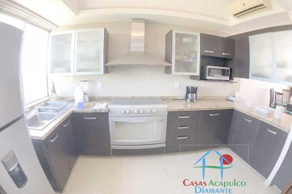 Foto de departamento en venta en avenida costera de las palmas esquina villa castelli 3, copacabana, acapulco de juárez, guerrero, 8872418 No. 09