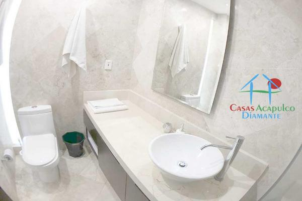 Foto de departamento en venta en avenida costera de las palmas esquina villa castelli 3, copacabana, acapulco de juárez, guerrero, 8872418 No. 12