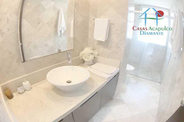 Foto de departamento en venta en avenida costera de las palmas esquina villa castelli 3, copacabana, acapulco de juárez, guerrero, 8872418 No. 17
