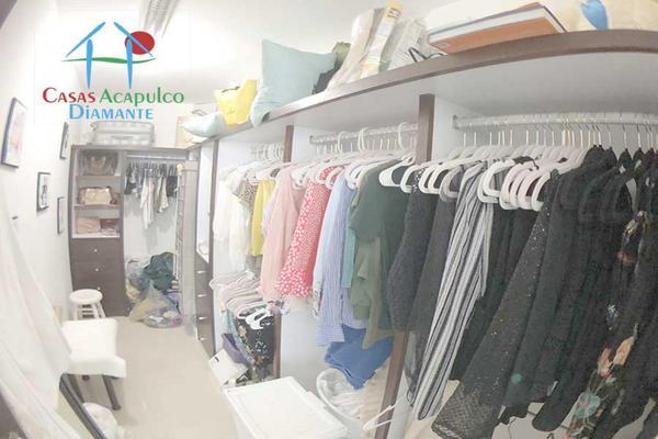 Foto de departamento en venta en avenida costera de las palmas esquina villa castelli 3, copacabana, acapulco de juárez, guerrero, 8872418 No. 18