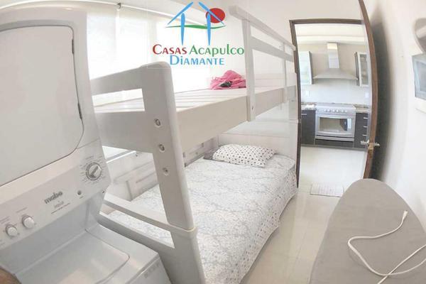 Foto de departamento en venta en avenida costera de las palmas esquina villa castelli 3, copacabana, acapulco de juárez, guerrero, 8872418 No. 20