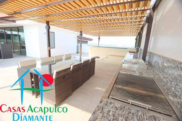 Foto de departamento en venta en avenida costera de las palmas lote h- 10, playa diamante, acapulco de juárez, guerrero, 8877347 No. 05