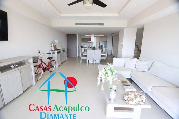 Foto de departamento en venta en avenida costera de las palmas lote h- 10, playa diamante, acapulco de juárez, guerrero, 8877347 No. 11