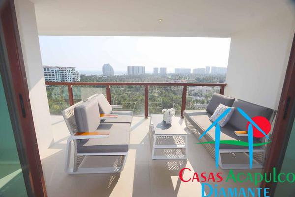 Foto de departamento en venta en avenida costera de las palmas lote h- 10, playa diamante, acapulco de juárez, guerrero, 8877347 No. 13