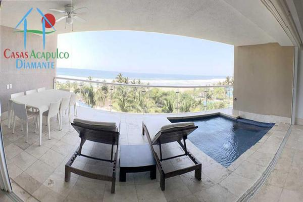 Foto de departamento en venta en avenida costera de las palmas lote h - 8 a - 1, playa diamante, acapulco de juárez, guerrero, 8874528 No. 04