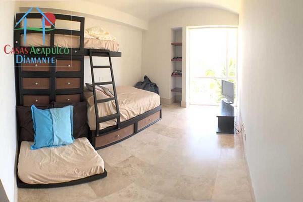 Foto de departamento en venta en avenida costera de las palmas lote h - 8 a - 1, playa diamante, acapulco de juárez, guerrero, 8874528 No. 10