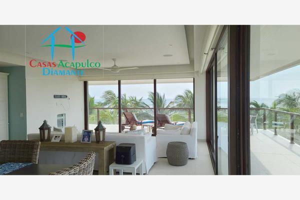 Foto de departamento en venta en avenida costera de las palmas lote h-10 la isla, playa diamante, acapulco de juárez, guerrero, 17008899 No. 05