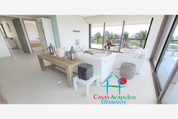 Foto de departamento en venta en avenida costera de las palmas lote h-10 la isla, playa diamante, acapulco de juárez, guerrero, 17008899 No. 12