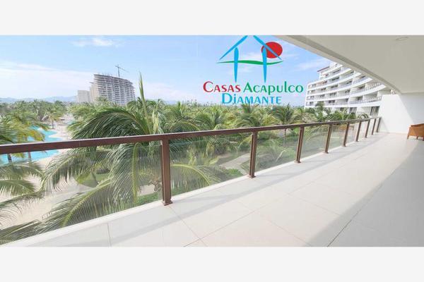Foto de departamento en venta en avenida costera de las palmas lote h-10 la isla, playa diamante, acapulco de juárez, guerrero, 17008899 No. 17