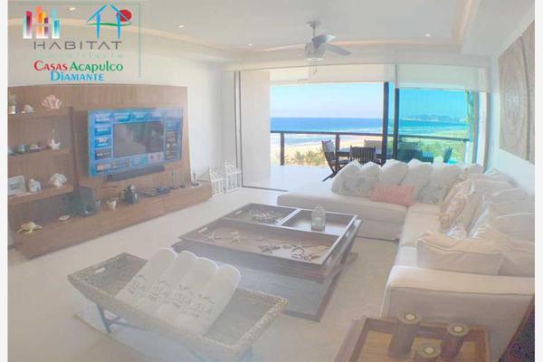 Foto de departamento en venta en avenida costera de las palmas lote h-10 la isla, playa diamante, acapulco de juárez, guerrero, 18104692 No. 02