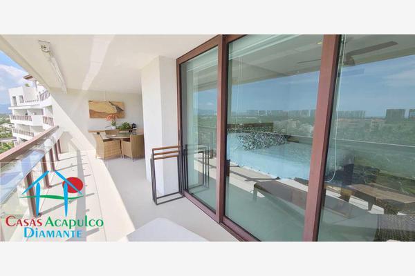 Foto de departamento en venta en avenida costera de las palmas lote h-10 la isla, playa diamante, acapulco de juárez, guerrero, 18104704 No. 17