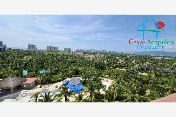 Foto de departamento en venta en avenida costera de las palmas lote h-10 la isla, playa diamante, acapulco de juárez, guerrero, 18104704 No. 18