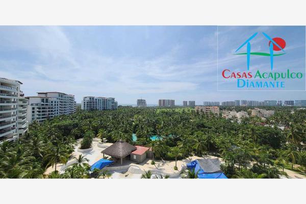 Foto de departamento en venta en avenida costera de las palmas lote h-10 la isla, playa diamante, acapulco de juárez, guerrero, 18104704 No. 19