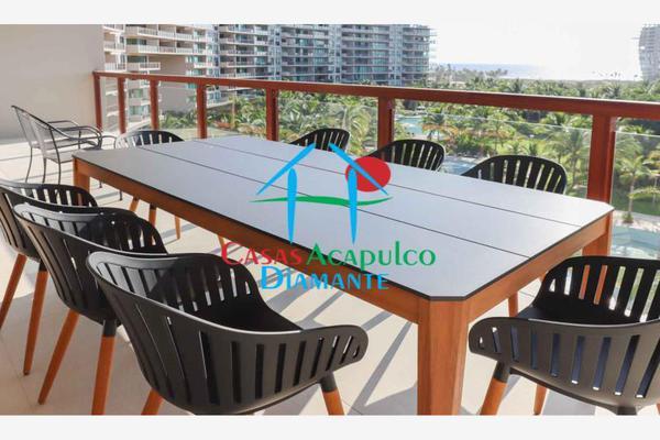 Foto de departamento en venta en avenida costera de las palmas lote h-10 la isla, playa diamante, acapulco de juárez, guerrero, 0 No. 11
