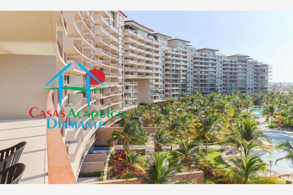 Foto de departamento en venta en avenida costera de las palmas lote h-10 la isla, playa diamante, acapulco de juárez, guerrero, 0 No. 12