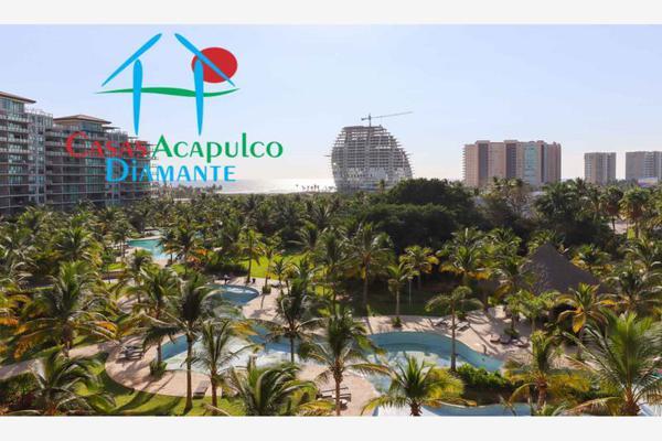 Foto de departamento en venta en avenida costera de las palmas lote h-10 la isla, playa diamante, acapulco de juárez, guerrero, 0 No. 13