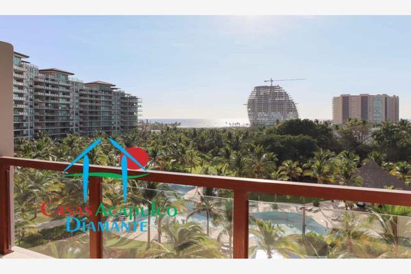 Foto de departamento en venta en avenida costera de las palmas lote h-10 la isla, playa diamante, acapulco de juárez, guerrero, 0 No. 29