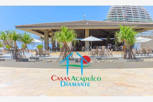 Foto de departamento en venta en avenida costera de las palmas lote h-10 la isla, playa diamante, acapulco de juárez, guerrero, 0 No. 36